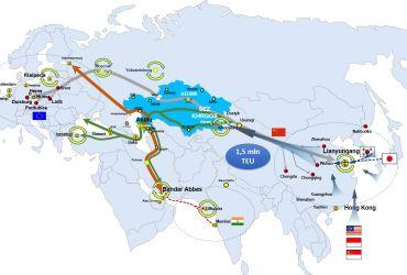 Lubandy Logistic Services na AUSTRIA SHOWCASE w Kazachstanie