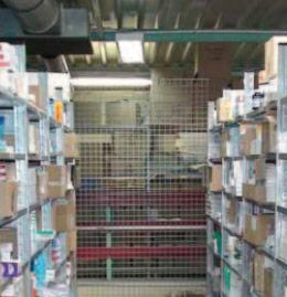 Warehouse efficiency - the case of the company MEDICARE (PL)