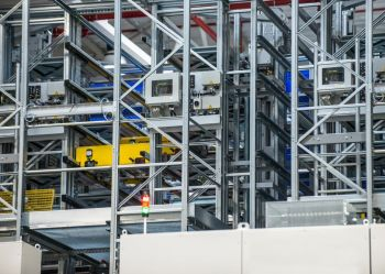 Automation in the warehouse