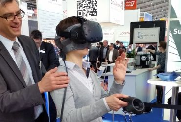 Wirtualna rzeczywistość pozwala na lepsze rozplanowanie magazynu