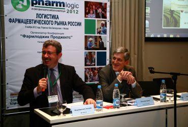 PharmLogic - Moskwa 2012
